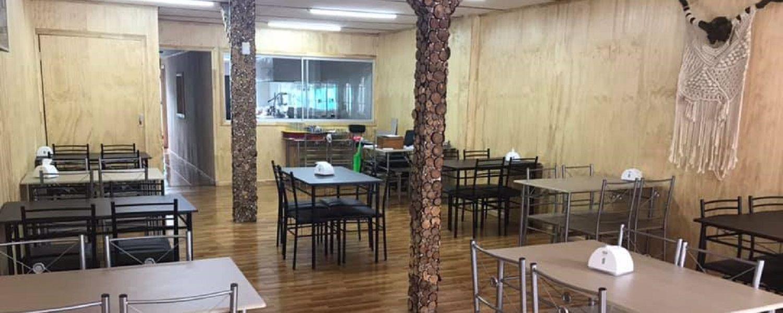 El Abuelo, Restaurante Familiar con comida casera